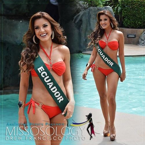 Hoa hậu Trái đất 2016 phủ nhận đổi tình với nhà tài trợ