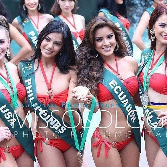 Hoa hậu Trái đất 2016
