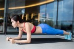 Thử thách plank trong 30 ngày và mỡ bụng sẽ không cánh mà bay