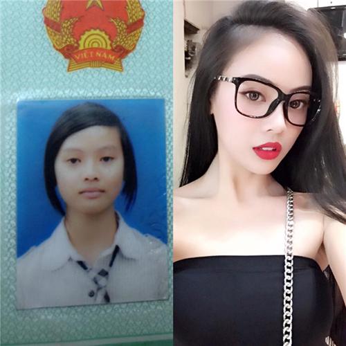 Ngã ngửa trước những hình ảnh dậy thì thành công của bạn gái Việt