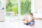 Vì sao bố mẹ Tây ưu tiên dùng vật liệu nhẹ cho ngôi nhà