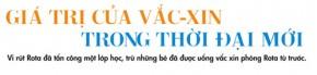 Phòng ngừa Vi rút Rota sớm: Trẻ khỏe, cả nhà vui
