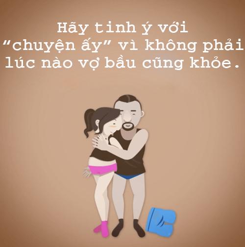 9 dieu anh chong nao co vo dang mang thai cung phai ghi nho - 2