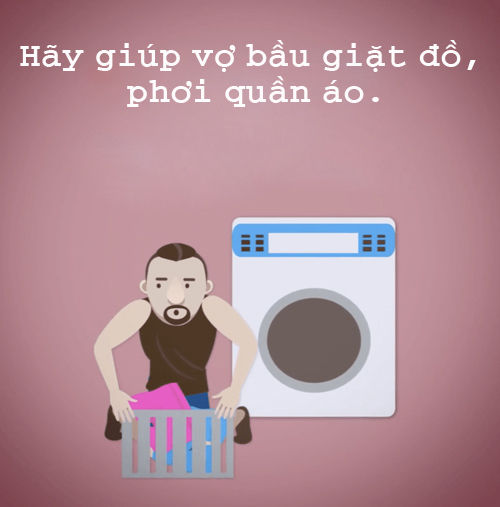 9 dieu anh chong nao co vo dang mang thai cung phai ghi nho - 8