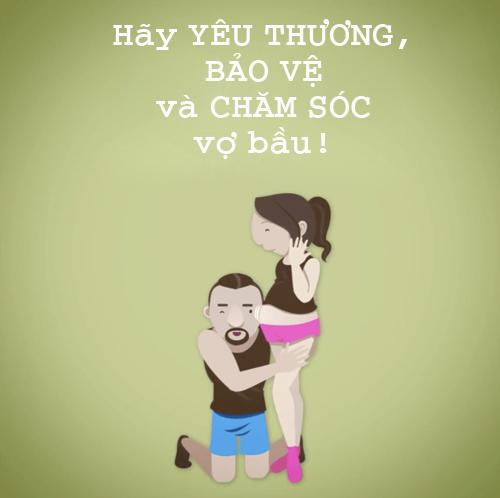 9 dieu anh chong nao co vo dang mang thai cung phai ghi nho - 9