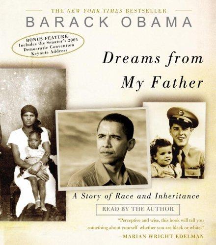 Cuốn sách đầu tiên của ông Barack Obama xuất bản năm 1995.