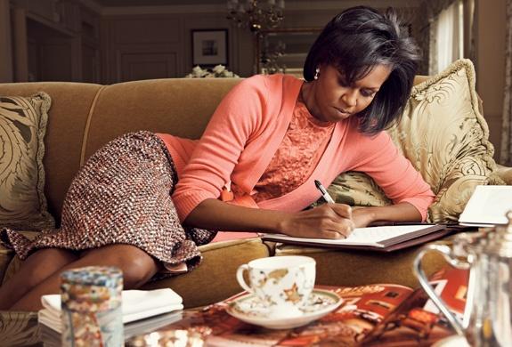 Nhiều người đang chờ mong cuốn sách mới của Phu nhân Michelle Obama.