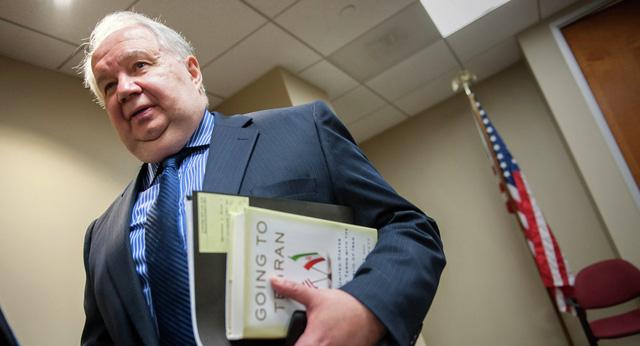 Đại sứ Nga tại Mỹ Sergey Kislyak. (Ảnh: Sputnik)