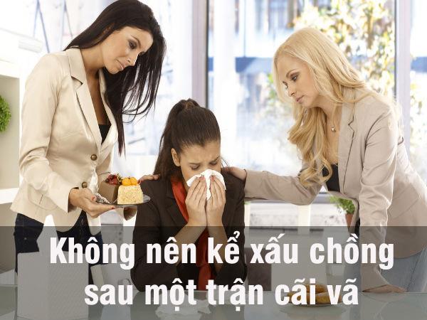 """5 dieu ve chong, cam tiet vo mang ra """"buon chuyen"""" - 2"""