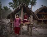 Kỳ lạ ngôi làng phụ nữ bị trục xuất mỗi khi tới kỳ kinh nguyệt