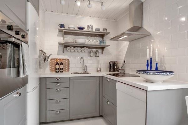 Thiết kế nhà cấp 4 đẹp tinh khôi với sắc trắng
