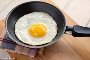 Muốn có não bộ khỏe mạnh, hãy ăn trứng trong bữa sáng