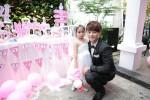 Ưng Đại Vệ tổ chức sinh nhật hoành tráng cho con gái cưng