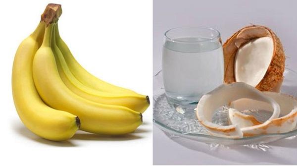 Không chỉ có nước chanh, nước uống từ quả chuối cũng giúp bạn giảm cân nhanh chóng