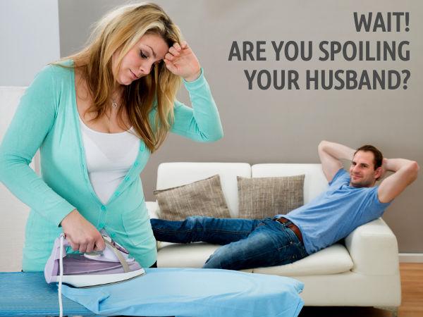 Dấu hiệu chứng tỏ bạn đang tự biến mình thành người hầu của chồng