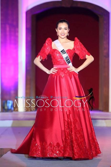 Lệ Hằng Miss Universe 2017