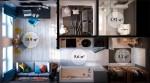 Ba căn hộ dưới 50 m2 cho chủ nhà thích sự khác lạ