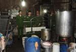 Bắt quả tang cơ sở sản xuất bánh phở dùng chất cấm formol