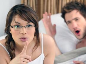 Cách phát hiện chồng nói dối chuẩn xác nhé
