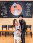 Đan Trường từ chối 100 show Tết để sang Mỹ với vợ con