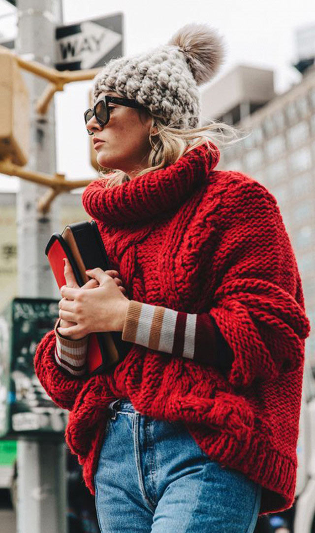 Những món đồ thời trang ngày lạnh đảm bảo cô gái nào cũng thích mê