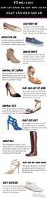 Những đôi giày giúp các nàng 'hạ gục' phái mạnh ngay lần đầu gặp gỡ