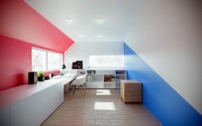 Bạn sẽ tràn đầy cảm hứng khi ở trong những phòng làm việc như thế này
