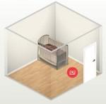 Thiết kế phòng ngủ sai phong thủy khiến con không thông minh, ốm yếu triền miên?