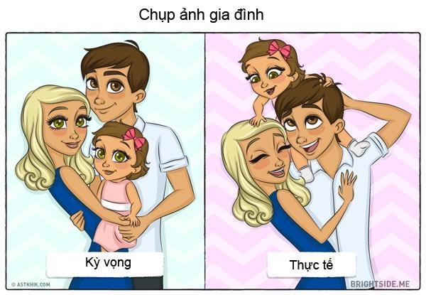 cuộc sống gia đình