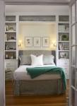 Chọn vị trí và hướng kê giường theo phong thủy phòng ngủ