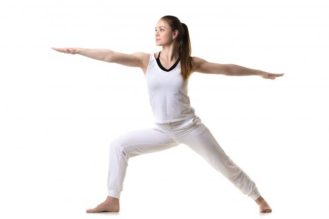 Cải thiện vòng 1 màn hình phẳng với 7 động tác yoga siêu đơn giản