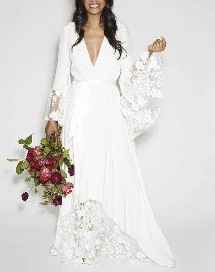 Những chiếc váy cưới đẹp mơ màng cho cô dâu hiện đại
