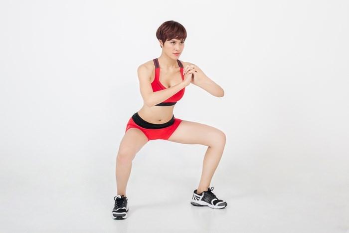 Không chỉ giúp mông căng tròn, tập squat còn có biết bao công dụng giảm cân thần kỳ