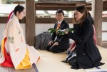 Lan Phương xinh tươi tham gia Lễ hội đuổi quỷ dữ ở Nhật Bản