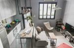 Chỉ 30m² thôi nhưng căn hộ này có không gian sống rất tiện nghi và đẹp đẽ