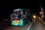 Vụ nổ xe khách Ka Long: Khoảnh khắc ám ảnh của người sống sót khi bò khỏi xe