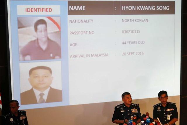 Bí ẩn nghi phạm quan chức đại sứ quán Triều Tiên trong vụ ông Kim Jong-nam