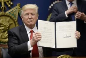 Nhà Trắng tiết lộ thông tin về sắc lệnh di trú mới