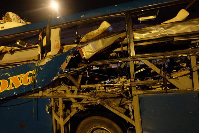 Những cái chết oan uổng trên xe khách từ bọc thuốc nổ vô tình