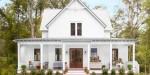 Ngôi nhà nhỏ theo phong cách đồng quê đẹp dịu dàng cho ngày cuối tuần