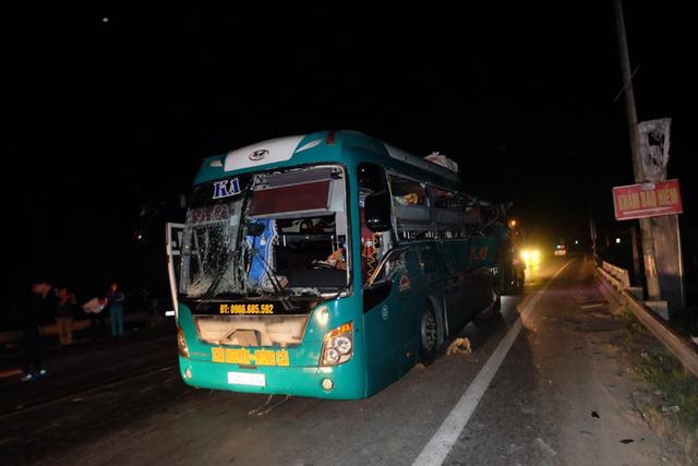 Khởi tố vụ nổ xe khách Ka Long làm 16 người thương vong