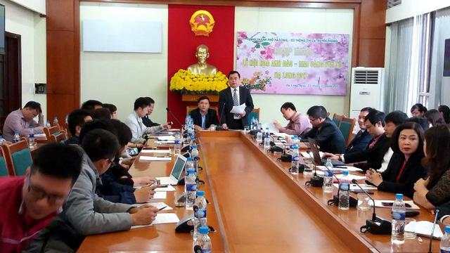 Quảng Ninh: Cam kết không sử dụng hoa giả ở lễ hội hoa anh đào - mai vàng