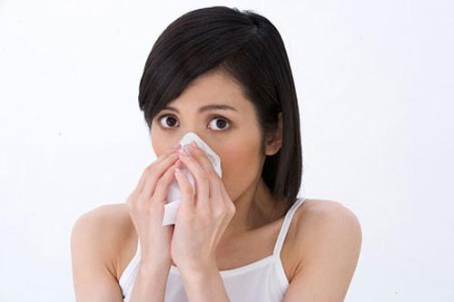 Biết tình trạng sức khỏe qua màu nước mũi