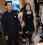 Hoài Lâm đưa bạn gái hot girl đi dự đám cưới ca sĩ Mai Quốc Việt