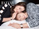 Vợ chồng Bi Rain, Kim Tae Hee ngọt ngào trên tạp chí