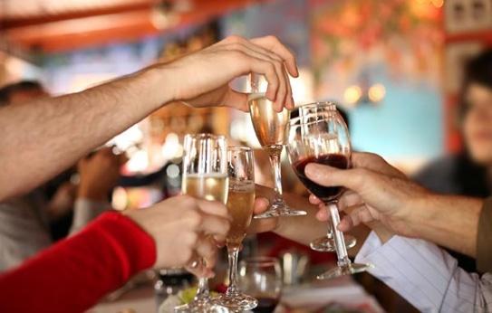 Rượu không đảm bảo có thể phát hiện bằng dấu hiệu sau