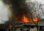 """Thợ hàn gây ra """"biển lửa"""" ở khu công nghiệp lĩnh 6 năm tù"""