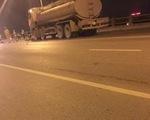 Xác định danh tính 3 thanh niên tử nạn vì lao vào đầu xe bồn chở xăng trên cầu Vĩnh Tuy