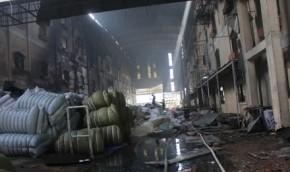 Vụ cháy lớn ở KCN Trà Nóc 1: Ảnh hưởng cuộc sống của 1.200 công nhân