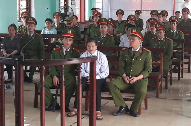 Tại tòa, Tàng Keangnam xin được giảm án.